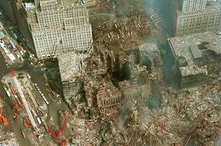 World Trade Center Aftermath