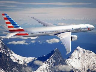 American Airlines New Airplane