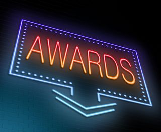 Awards Sign