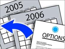 Backdating stock options scandal